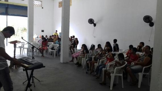 O Natal em Tefé - Amazonas
