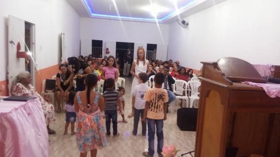 Igreja no Sítio do Quinto