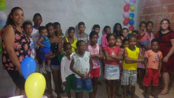 O Natal em Alagoinha - CE